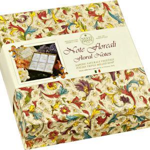 Nesti Dante ajándékszett - Floral Notes 6 x 100 gr virágos szappan