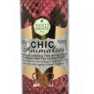 Nesti Dante Chic Animalier - Red Python hab- és tusfürdő - 300 ml