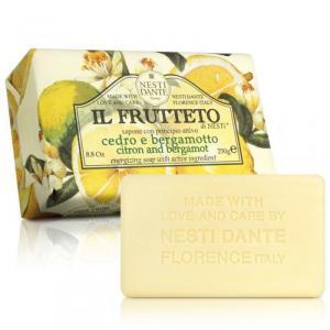 Nesti Dante citrom-bergamot szappan 250 gr
