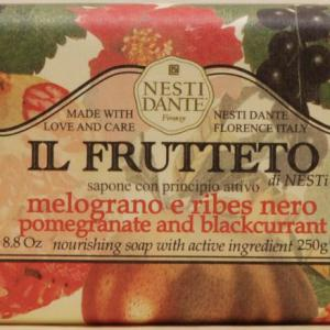 Nesti Dante Gránátalma-feketeribizli natúrszappan - 250 gr