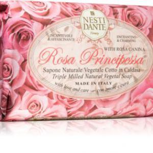 Nesti Dante Le Rose - Rosa Principessa natúrszappan - 150gr