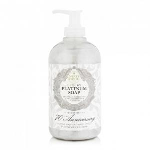 Nesti Dante Luxury Platinum - Platina - Folyékony szappan 500 ml