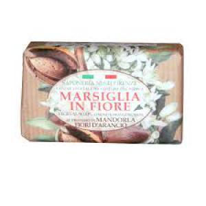 Nesti Dante Marsiglia in Fiore - Almond-Orange blossom - Mandula-narancsvirág natúrszappan - 125gr