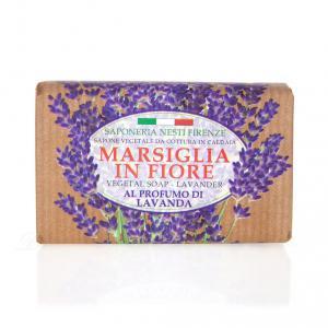 Nesti Dante Marsiglia in Fiore - Lavanda - levendula natúrszappan - 125gr
