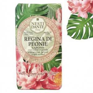 Nesti Dante With Love and Care No. 3. - Regina di Peonie - Pünkösdi rózsa  natúrszappan - 250 gr