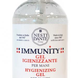 Nesti Immunity kéztisztító gél 65% alkohol tartalommal - 500 ml