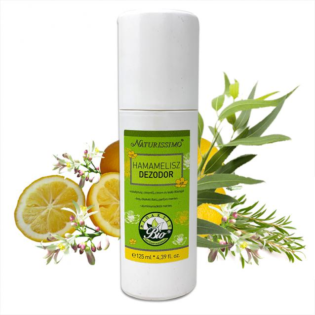 Biola Hamamelisz dezodor (125 ml)