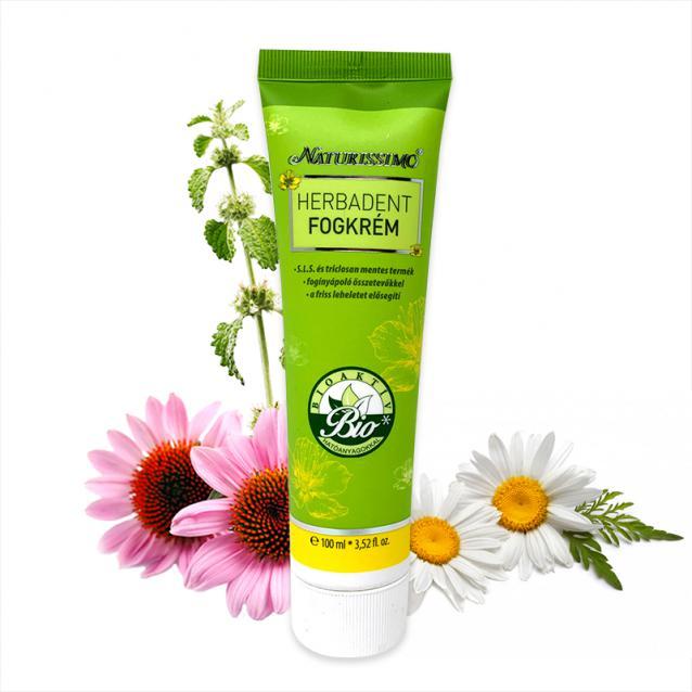 Biola Herbadent fogkrém (100 ml)