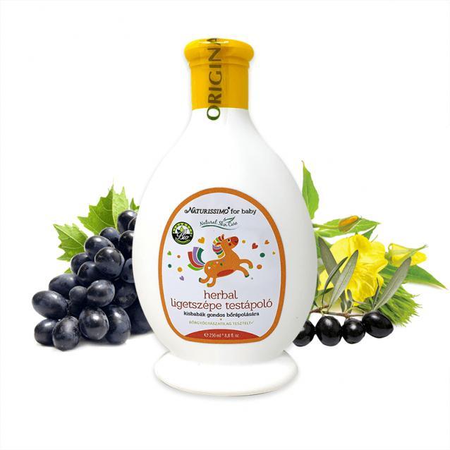 Biola Ligetszépe testápoló (250 ml)