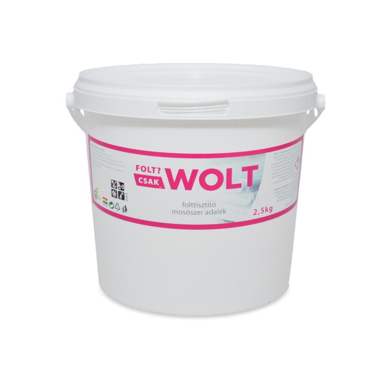 Cudy Folt csak Wolt folttisztító (2,5 kg)