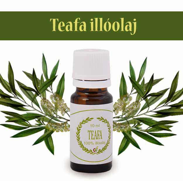 Cudy illóolaj, teafa (10 ml)
