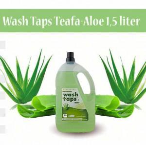 Cudy Wash Taps folyékony mosószer, teafa-aloe (1,5 l)