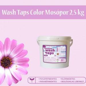 Cudy Wash Taps mosópor, színes ruhákhoz (2,5 kg)