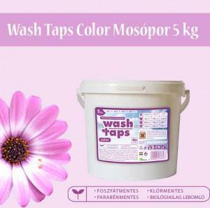 Cudy Wash Taps mosópor, színes ruhákhoz (5 kg)