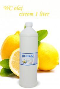 Cudy Wc-olaj, citrom (1 l)