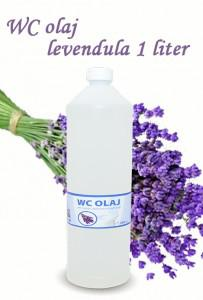 Cudy Wc-olaj, levendula (1 l)