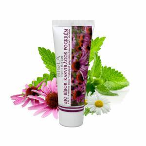 Biola Bio bíbor kasvirág fogkrém (75 ml)