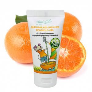 Biola Sárgabarack-narancs fogápoló gél (50 ml)