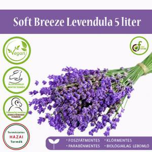 Cudy Soft Breeze öblítőkoncentrátum, levendula (5 l)