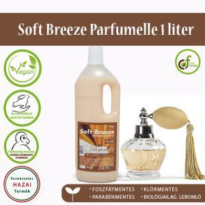 Cudy Soft Breeze öblítőkoncentrátum, parfümelle (1 l)