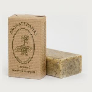 Tulasi aromaterápiás szappan, Citromfű (90 g)