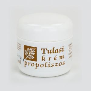 Tulasi propoliszos krém (50 ml)