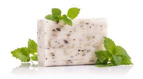 Yamuna hidegen sajtolt szappan, Citromfű (110 g)