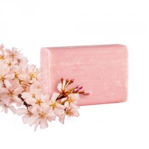 Yamuna hidegen sajtolt szappan, Cseresznyevirág (110 g)