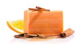 Yamuna hidegen sajtolt szappan, Narancs-fahéj (110 g)