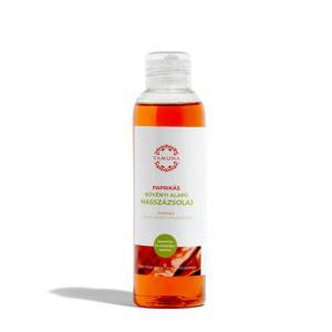 Yamuna masszázsolaj, paprikás (250 ml)