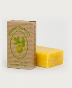 Tulasi aromaterápiás szappan, Citrom-fahéj (90 g)