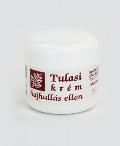 Tulasi hajhullás elleni krém (50 ml)