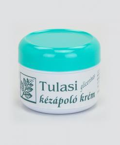 Tulasi kézápoló krém, glicerines (80 ml)