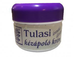 Tulasi kézápoló krém, levendulás (80 ml)