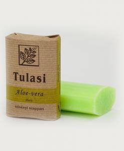 Tulasi ovális szappan, Aloe vera (100 g)