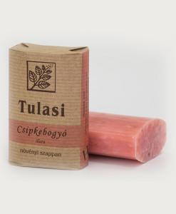 Tulasi ovális szappan, Csipkebogyó (100 g)