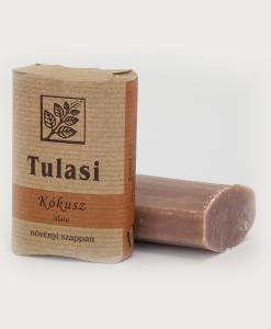 Tulasi ovális szappan, Kókusz (100 g)
