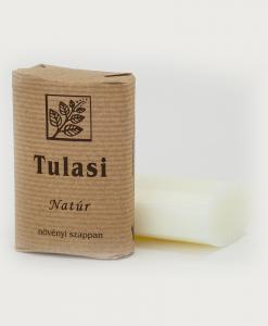 Tulasi ovális szappan, Natúr (100 g)
