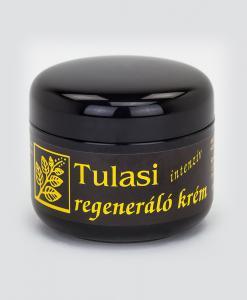 Tulasi regeneráló arckrém, olivaolajos (50 ml)