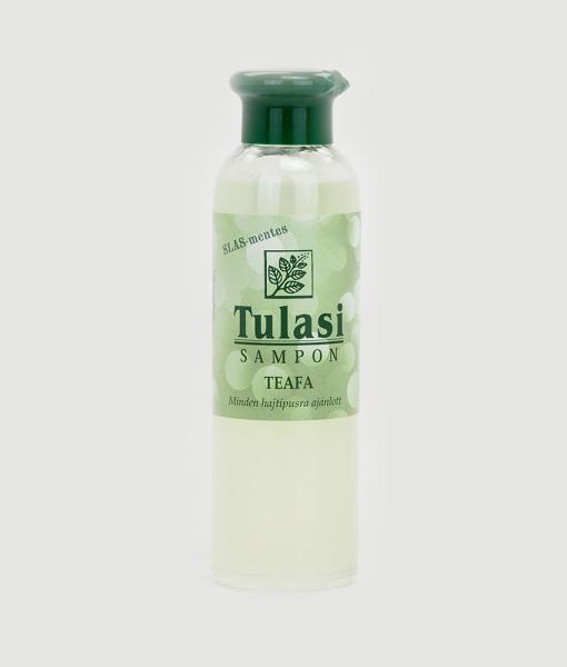 Tulasi SLAS-mentes sampon, Teafa (250 ml)