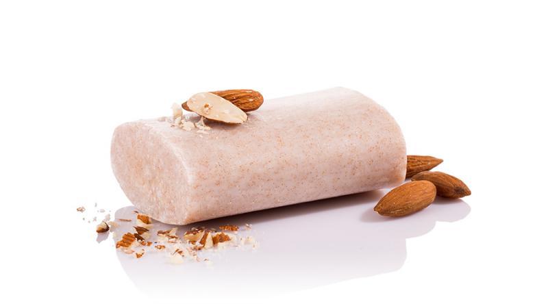 Yamuna hidegen sajtolt zacskós szappan, mandulamag-örleményes (100 g)