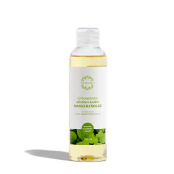 Yamuna masszázsolaj, citromfüves (250 ml)