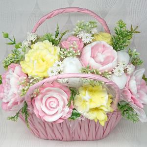 Szappanvirágok és dekorációk
