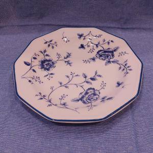 Churchill Blue Rose Chintz