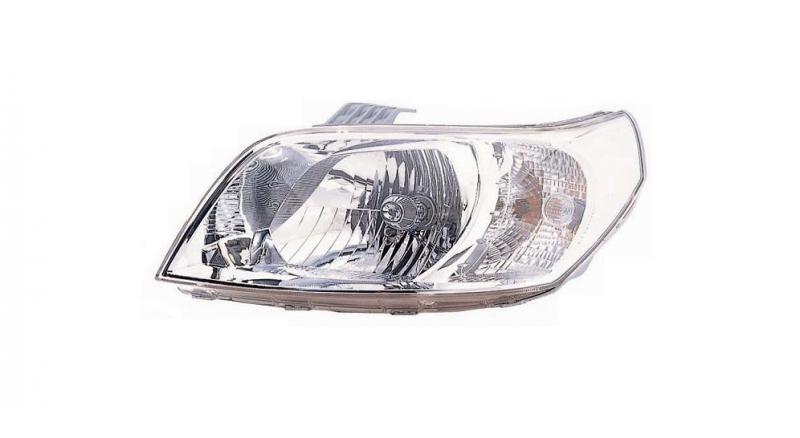 Chevrolet Aveo HatchBack T255 fényszóró 2008-2011