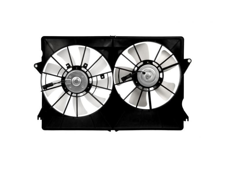 CHRYSLER PACIFICA 04- Vízhűtő ventilátor
