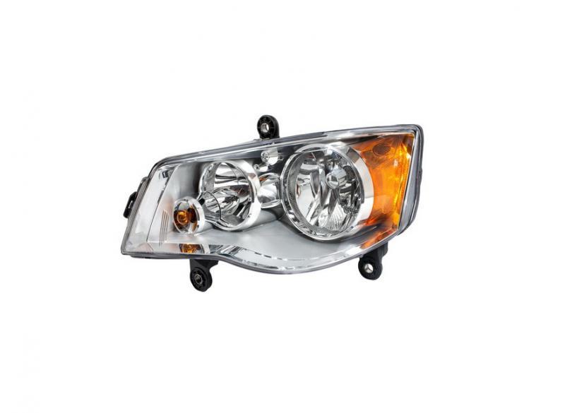 Dodge GrandCaravan 01.11 fényszóró
