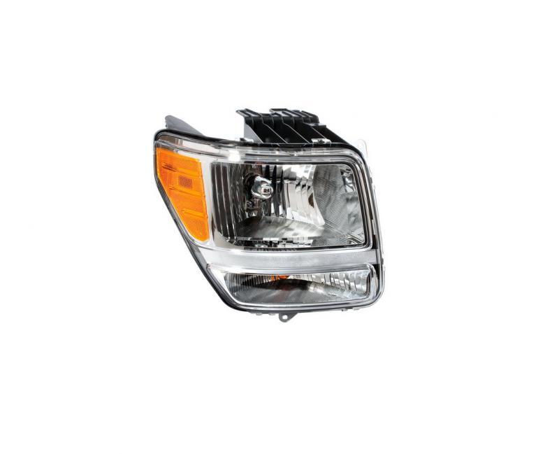 Dodge Nitro (KJ) 09.07-11.11 fényszóró
