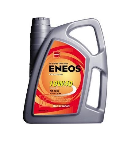 ENEOS Premium 10W40, 4 liter