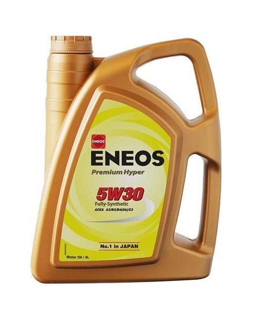 ENEOS Premium Hyper 5W30, 4 liter